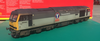 HORNBY R2577 Xs TTC Transrail triple Grey Class 60 Sound 60084 ' Cross Fell ' - Weathered/Renumbered